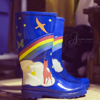 Awesome British Wellies (TM)