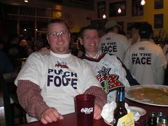 Punch Adam Foote Night