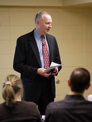 Brent Burns – Customer Retention Presentation – photo 3