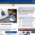 Friande dom i Pirate Bay-målet