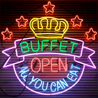Buffet Open All You Can Eat