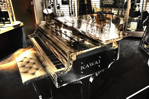 Jak przetransportować pianino na koncert