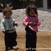 Guatemalan Little Girls - Lake Atitlan, Guatemala