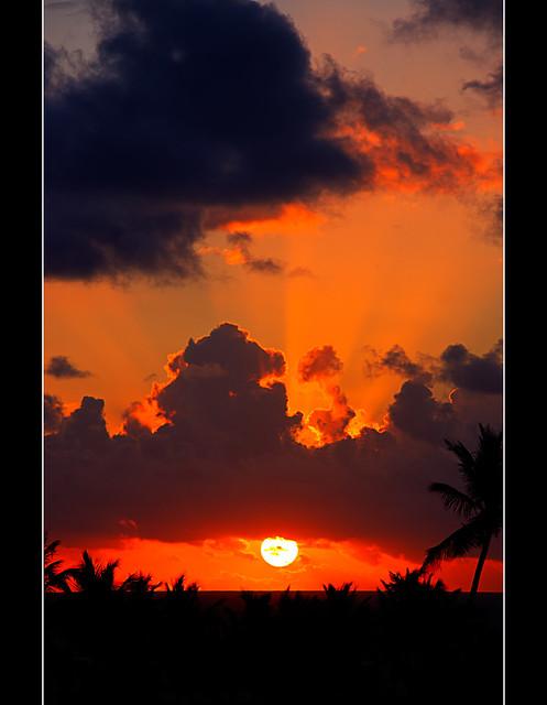 Sunrise - Punta Cana 1