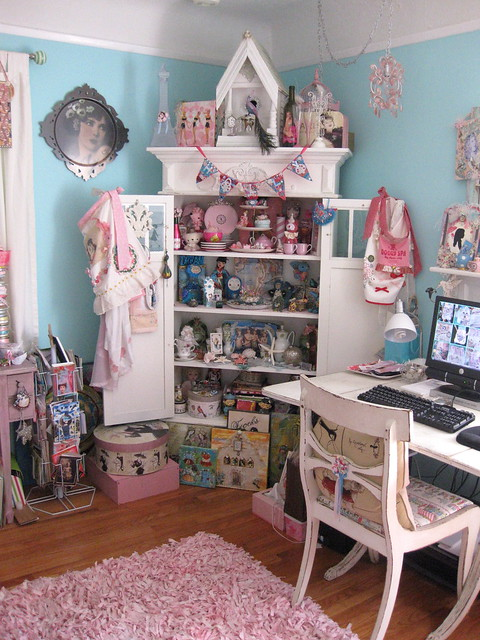Craft Room Storage Drawers