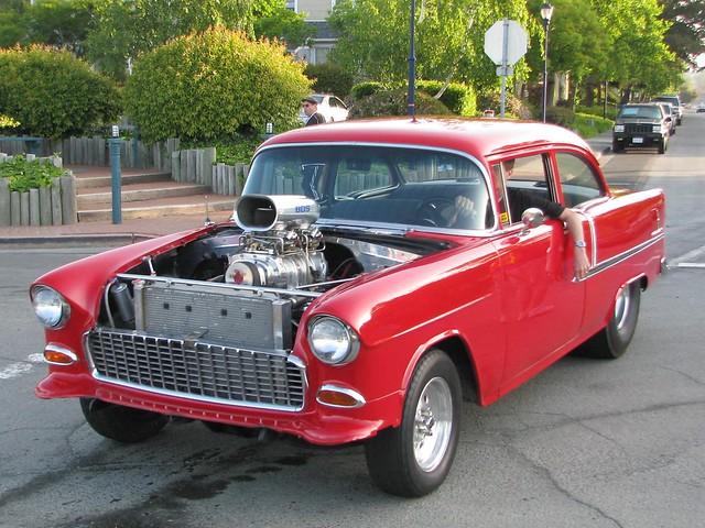 1955 chevrolet 2 door sedan custom 39 aw55sum 39 1 explore for 1955 chevy 4 door sedan