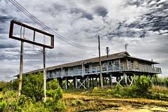 Abandoned Bayside Hotel