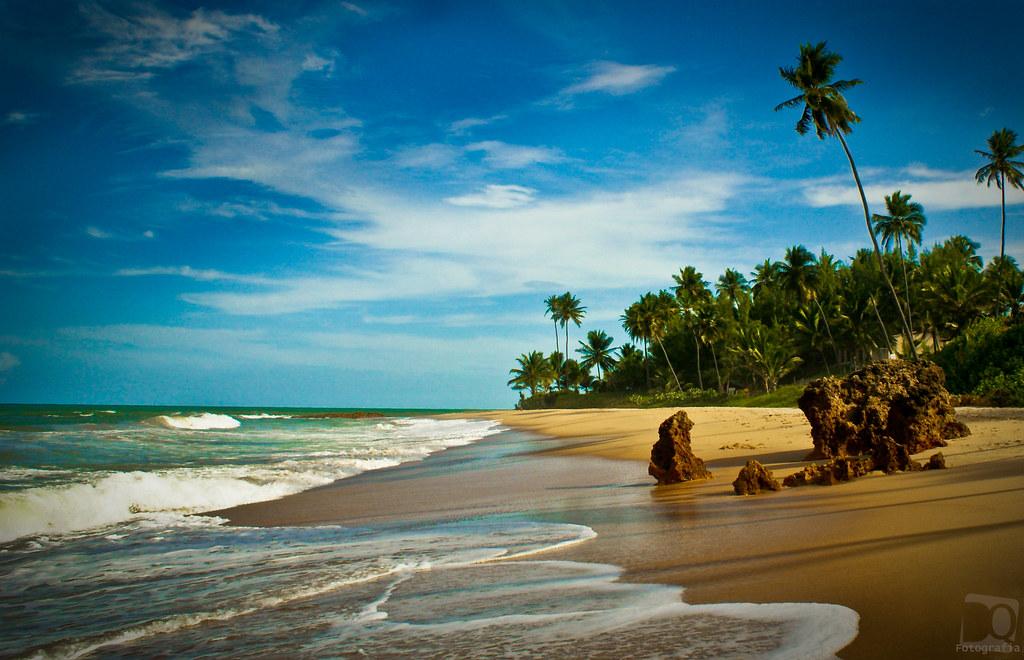 Coqueirinho Beach - PB by Dan Queiroz