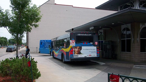 St. Cloud Metro Bus 706