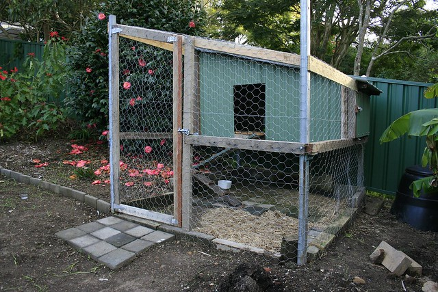 Chicken Coop is now complete!
