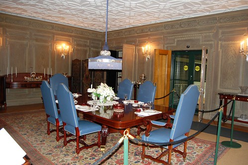The Dining  Room - George  Eastman  House