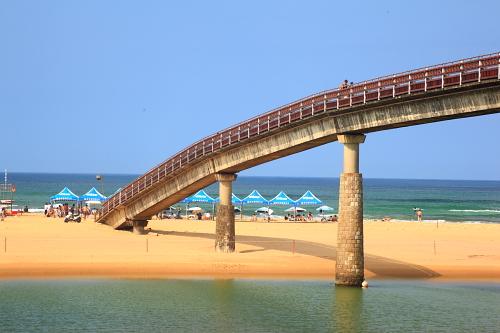 078H福隆海水浴場-彩虹橋