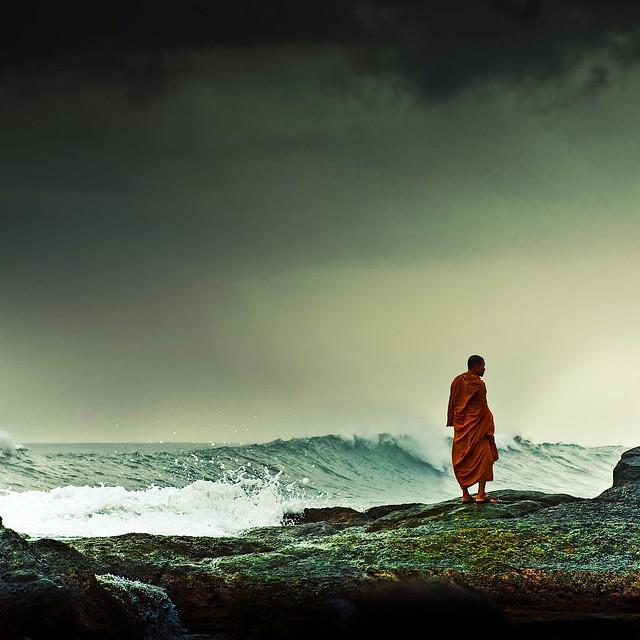 Ocean / Portrait