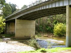Warrandyte Bridge 2