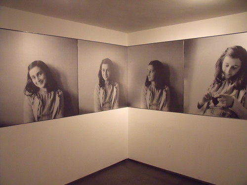 2010.07.13 01 Amsterdam 04 Anne Frankhuis 03 Anne Frank