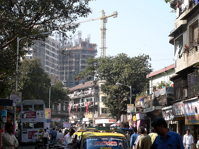 Kalbadevi, Mumbai, January 2006