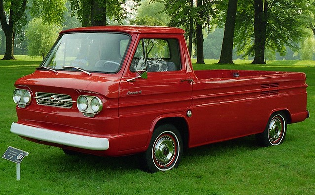1961 Corvair Pick Up http://www.flickr.com/photos/carphotosbyrichard/3231251927/