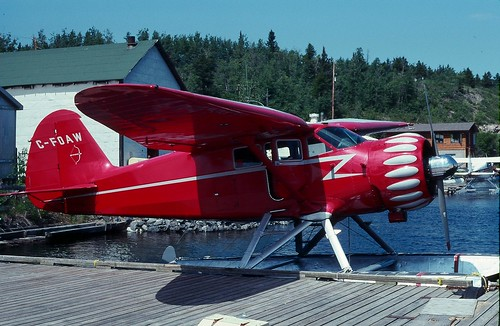 C-FOAW@Red Lake/ON 15Jul95