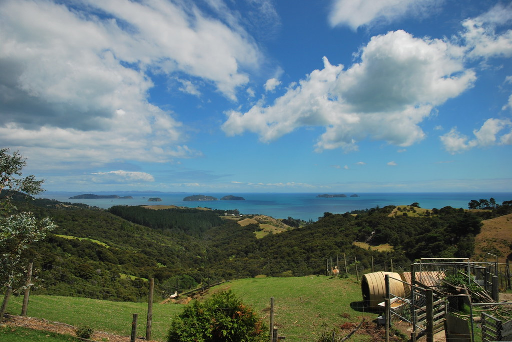 Waitete Bay - Coromandel Peninsula - New Zealand