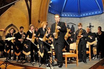HUMS Big Band - St  Ives Free Church | HUMS Big Band - St  I… | Flickr