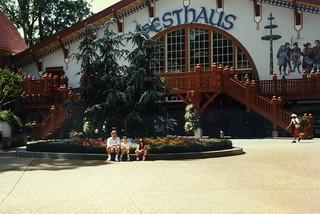 Busch Gardens Williamsburg 1996