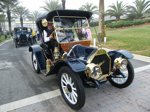 1910 Oakland Model 24 Runabout at Amelia Island 2009