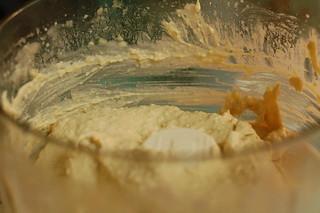 Hummus in processor