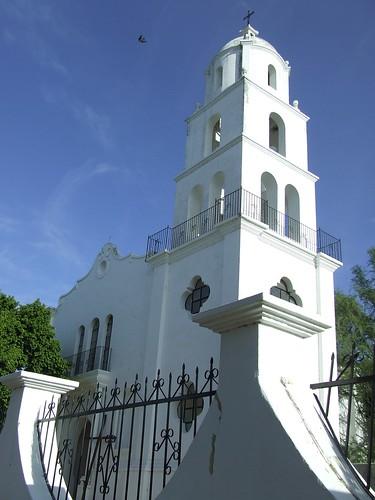 Misión de Nuestra Señora de los Remedios en Banamichi