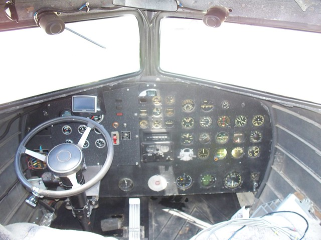 Cockpit - Space Shuttle Cafe | Flickr - Photo Sharing!