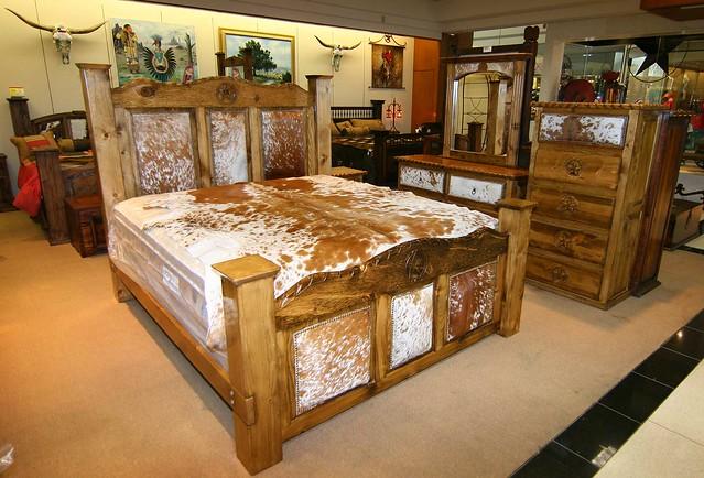 Wild Bill's Custom Bedroom Set | Flickr - Photo Sharing!
