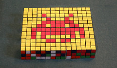 pattern, rubik's cube, mechanical puzzle, toy,