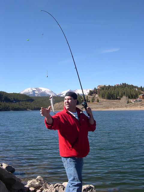 fishing at dillon reservoir flickr photo sharing