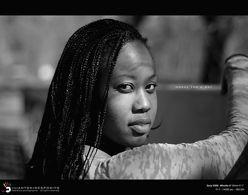 california portrait blackandwhite woman redding poeple minolta50mmf17 sonyalphaa500 antonioesposito