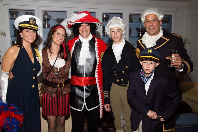Nautical Theme Costumes http://www.flickr.com/photos/andewhyland/5782789572/