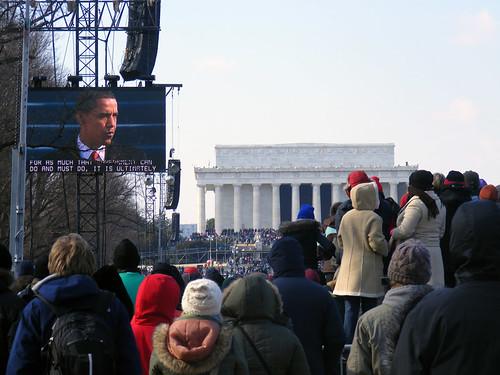 The Inaugural Address. acnatta/Flickr.