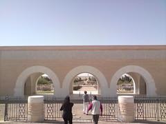El Alamein monument alliés