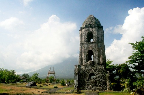 Cagsawa Ruins by Jepster