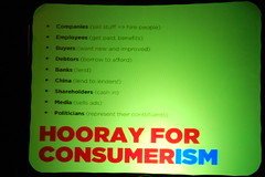 Engineering the Post-Consumer Economy