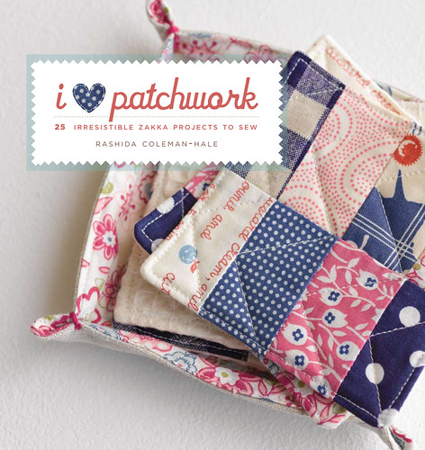 I Love Patchwork Preview - Cover
