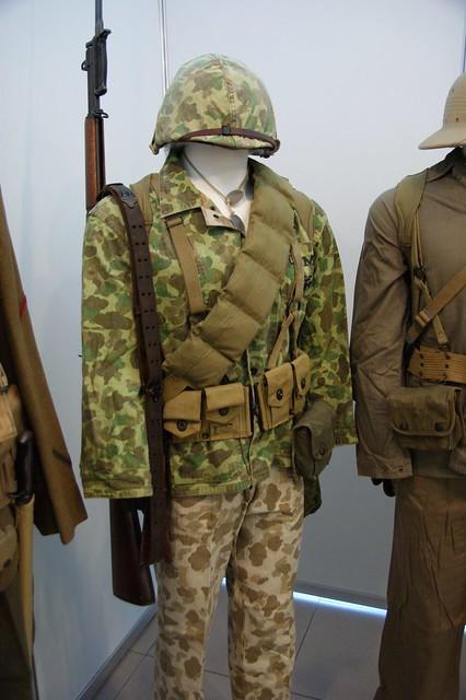 Wwii Usmc Uniform 66