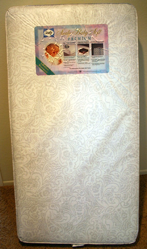 sealy baby soft premium crib mattress - Sealy Crib Mattress