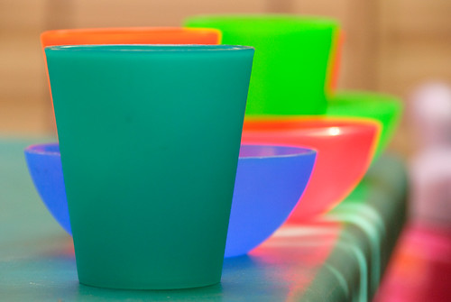 塑膠容器。(來源:Olivier Bataille)