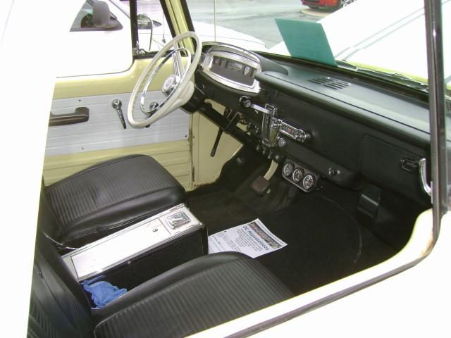 1967 Dodge D 100 Custom Interior Flickr Photo Sharing