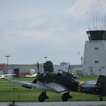 Junkers Ju 87 Stuka, WWII Weekend, Mid-Atlantic Air Museum, Reading PA