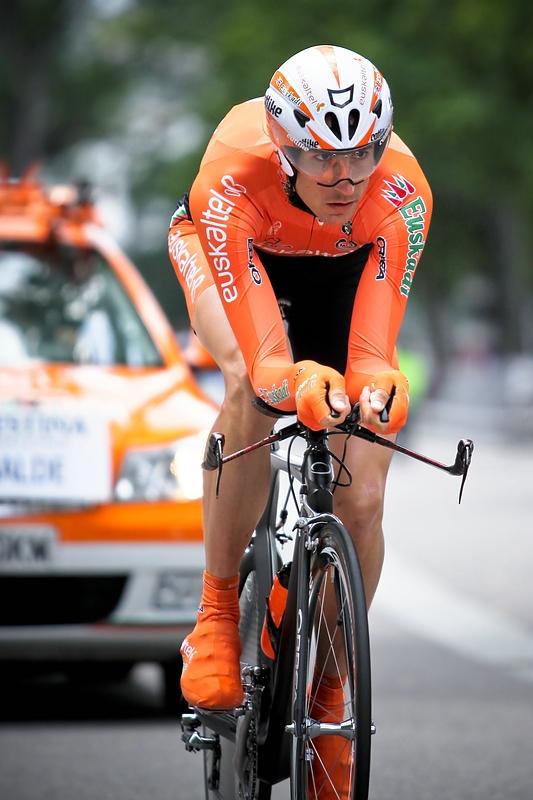Tour de Suisse: Juan Jose Oroz