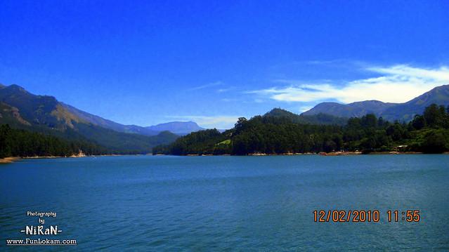 Beautiful Scenary from Munnar, Kerala