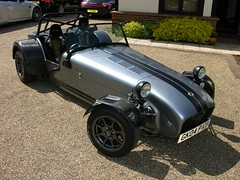 convertible(0.0), race car(1.0), automobile(1.0), lotus seven(1.0), vehicle(1.0), caterham 7 csr(1.0), caterham 7(1.0), antique car(1.0), classic car(1.0), vintage car(1.0), land vehicle(1.0), sports car(1.0),