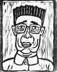 Kim Jong Il Print