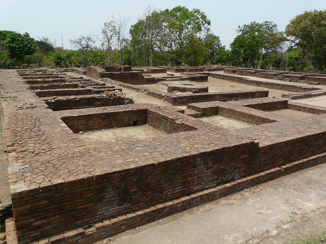 Jetavan monastery