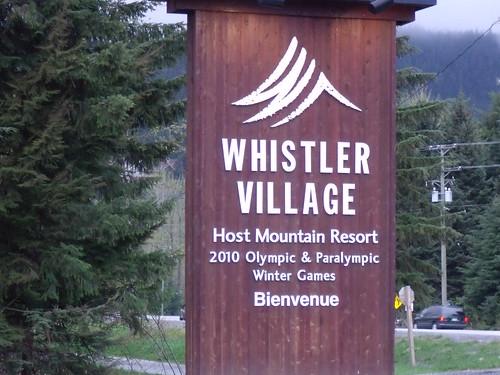 Whistler Village (Whistler BC)